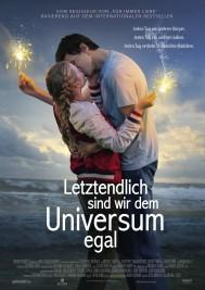 Film Poster Letztendlich sind wir dem Universum egal