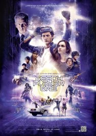 Film Poster Ready Player One