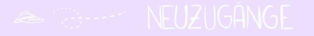 Banner Neuzugänge